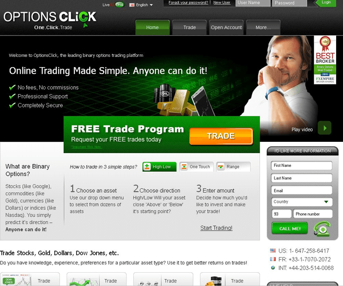 Binary options credibility