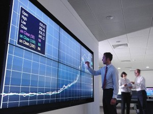 how to trade binary options - graphs and charts presentation