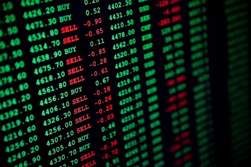 Stock options liquidity event